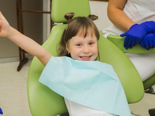 Jak pomóc dziecku, przełamać strach przed dentystą?